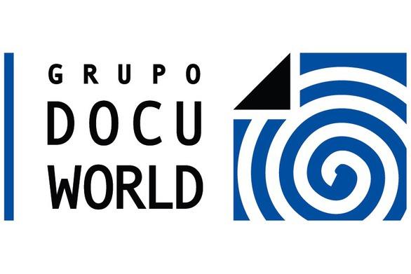 LOGO DOCU WORLD